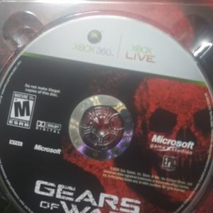 Game Time Other - Gears of war limited collectors edition